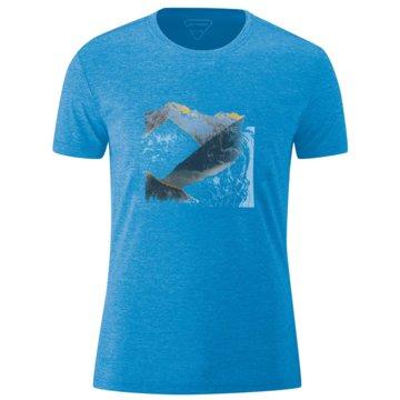MYRDAL PRINT - 152035 blau