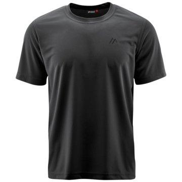 Maier Sports T-ShirtsWALTER - 152302 schwarz
