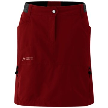 Maier Sports RöckeNORIT SKIRT W - 239606 rot