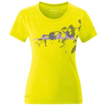 Maier Sports T-ShirtsBURGEIS TEE W - 252630 grün