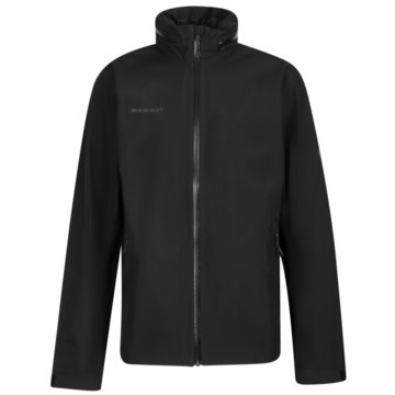 Mammut FunktionsjackenAYAKO TOUR HS HOODED JACKET MEN - 1010-28550 schwarz