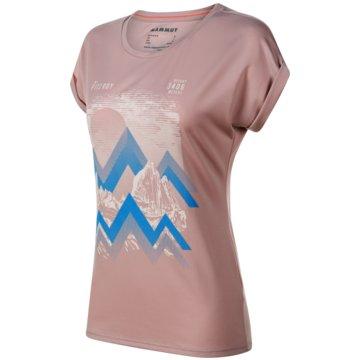 Mammut T-ShirtsMOUNTAIN T-SHIRT WOMEN - 1017-00962 -