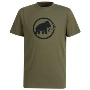 Mammut T-ShirtsCLASSIC T-SHIRT MEN - 1017-02240 schwarz