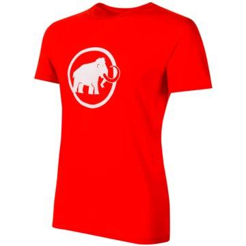 Mammut T-ShirtsMAMMUT LOGO T-SHIRT MEN - 1017-07294 -