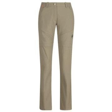 Mammut OutdoorhosenHIKING ZIP OFF PANTS WOMEN - 1022-01270 schwarz