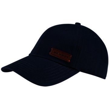 Mammut CapsBASEBALL CAP MAMMUT - 1191-00051 schwarz