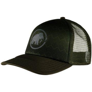 Mammut CapsCRAG CAP - 1191-00062 grün