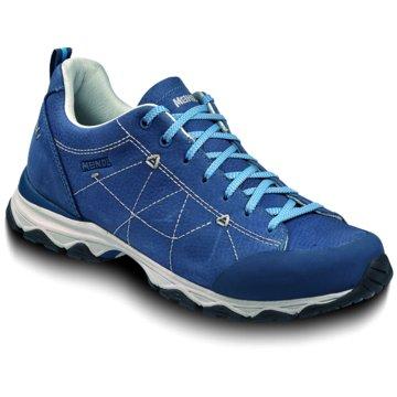 Meindl Outdoor SchuhMatera Lady - 4674 blau