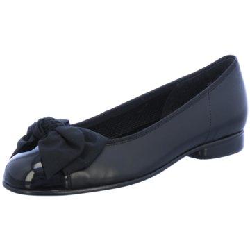 Gabor Eleganter Ballerina schwarz