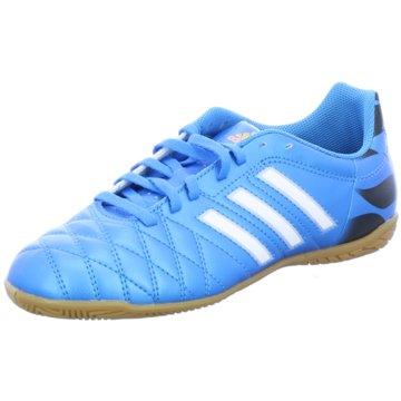 adidas Trainings- und HallenschuhKY-Flight EV blau