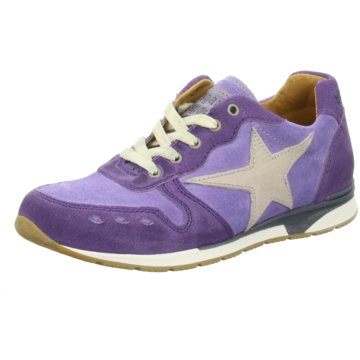 Bisgaard Sneaker Low lila