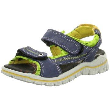 Ricosta Offene SchuheGos blau