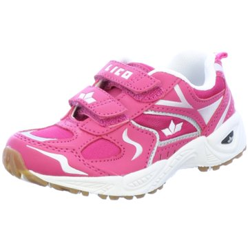 Geka KlettschuhBob V pink