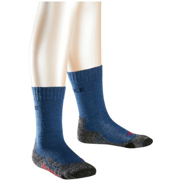 Falke Hohe SockenTK2 KINDER SOCKEN - 10442 blau