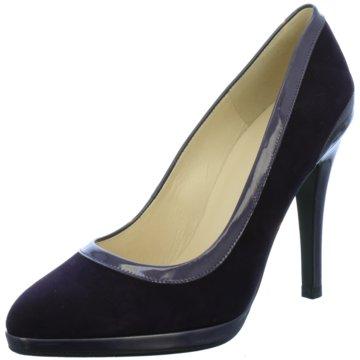 Peter Kaiser High Heels blau