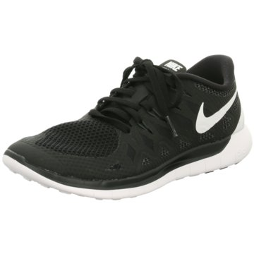 Nike Natural RunningW CHARGED BANDIT 5 - 3021964 schwarz