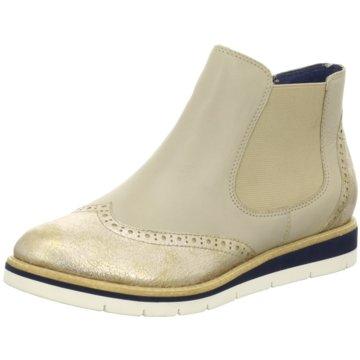 Tamaris Chelsea Boot gold