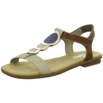 Rieker Sandale6427860 beige