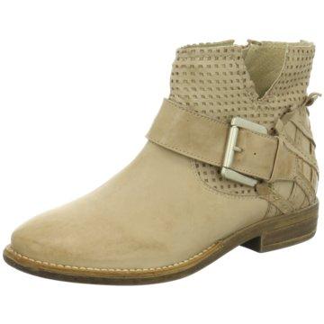 SPM Shoes & Boots Klassische Stiefelette beige