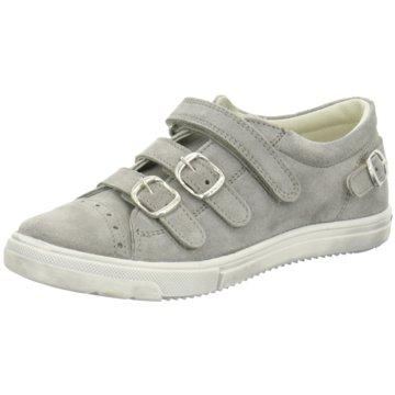 Lepi Sneaker Low grau