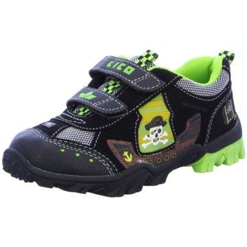 Brütting Sneaker Low schwarz