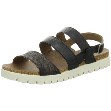 Damen Sandalen in Farbe camel online kaufen
