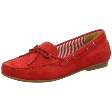 Gabor Bootsschuh rot