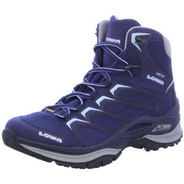 LOWA Outdoor Schuh blau