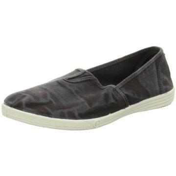 Natural Feet Slipper grau