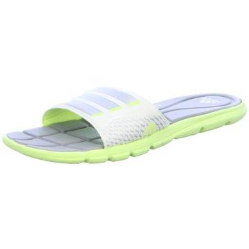 adidas Badeschuh weiß