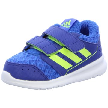adidas Sneaker Lowlk sport 2 cf i blau
