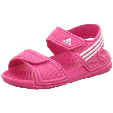 adidas Kleinkinder MädchenAkwah 9 I pink