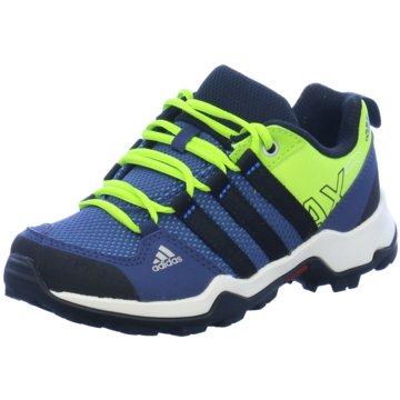 adidas Wander- & BergschuhAX2 K blau