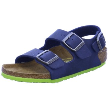 Birkenstock PantoletteMilano blau