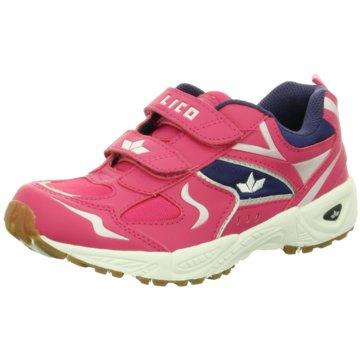 Lico Sportschuh pink
