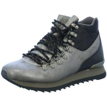 s.Oliver Sneaker High silber