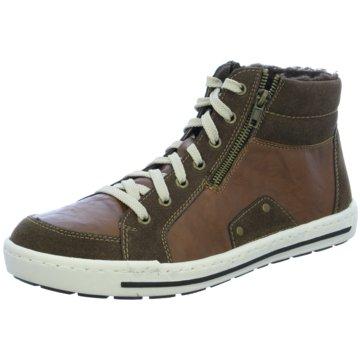 e9739c1e57b908 Rieker Sneaker High für Herren jetzt günstig online kaufen