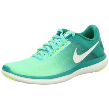 Nike Trainingsschuhe grün