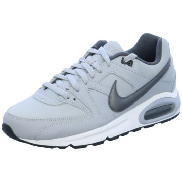 Nike Sneaker LowAir Max Command Leather grau
