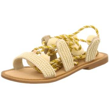Gioseppo Top Trends Sandaletten weiß