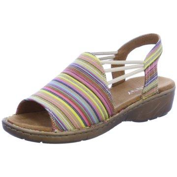 Jenny Komfort Sandale bunt