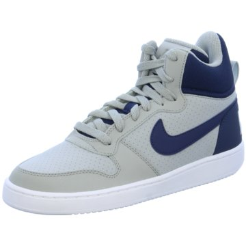 Nike Sneaker HighCourt Borough Mid grau