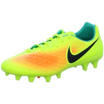 Nike Nocken-Sohle gelb