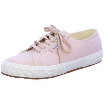 Superga Sneaker Low rosa
