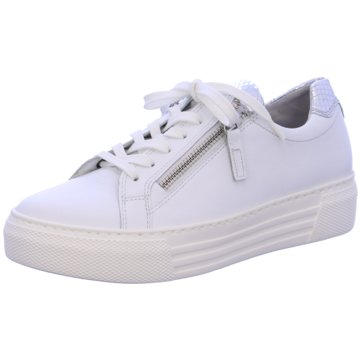"ADIDAS Schnürsneaker ""Vespa"" Damen Gr. DE 405 weiß Sneaker Sneakers Damenschuhe"