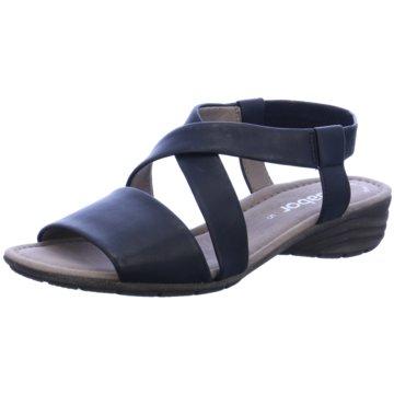 Gabor Komfort SandaleSandale schwarz