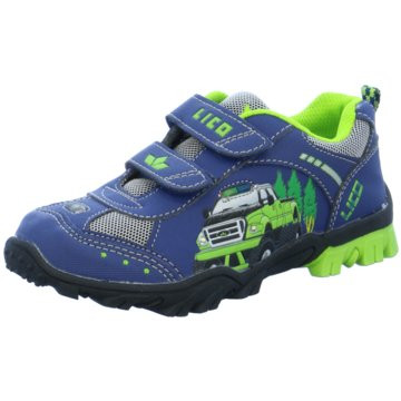 Brütting Wander- & BergschuhMonstertruck blau