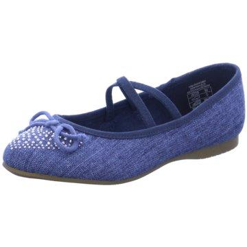 Softwaves Ballerina blau
