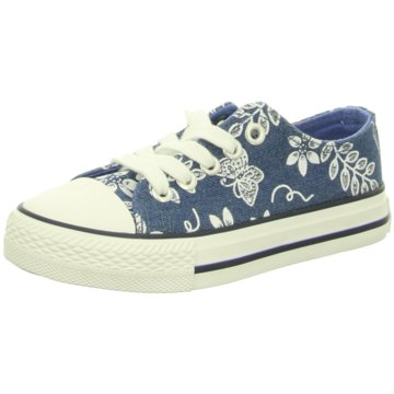 Canadians Sneaker Low blau