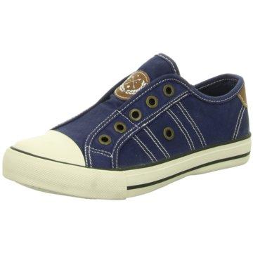 Softwaves Sneaker Low blau
